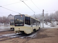Саратов. 71-619КТ (КТМ-19КТ) №1020