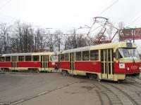 Москва. Tatra T3 (МТТЧ) №1329, Tatra T3 (МТТЧ) №1330