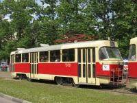 Москва. Tatra T3 (МТТЧ) №1330