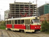 Москва. Tatra T3 (МТТЧ) №3422
