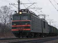 Санкт-Петербург. ВЛ10-674