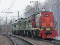 Санкт-Петербург. ТЭМ18В-002