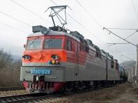 Новороссийск. ВЛ80с-628