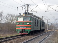 Новороссийск. ВЛ80к-550