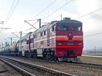 Крымск. 2ТЭ116-700