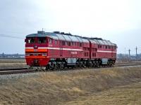 Крымск. 2ТЭ116-1690