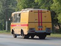 Липецк. ПАЗ-32053 н163уе