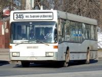 Липецк. Mercedes O405N н122мт