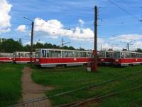 Нижний Новгород. 71-605 (КТМ-5) №3435, 71-605А (КТМ-5А) №3478, 71-605 (КТМ-5) №3449