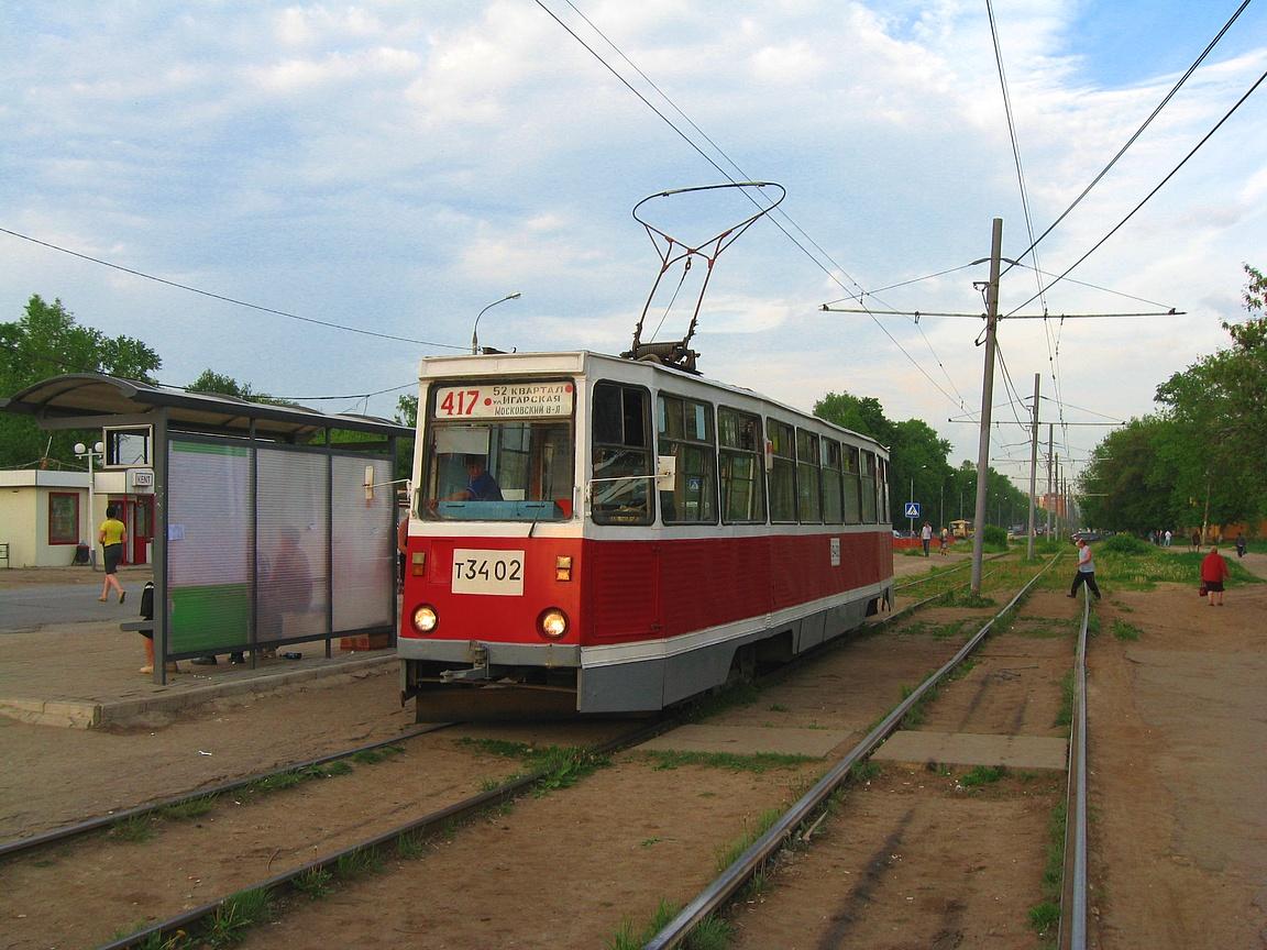 Нижний Новгород. 71-605 (КТМ-5) №3402