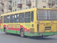 Липецк. ЛиАЗ-5256.45 ав483