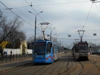 Москва. 71-623-02 (КТМ-23) №2654, 71-619КТ (КТМ-19КТ) №5460