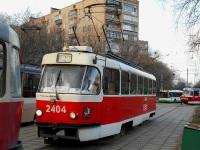 Москва. Tatra T3 (МТТА) №2404