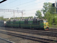 Казань. ВЛ80с-2491