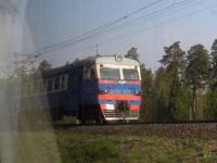 Казань. ЭР9Е-621