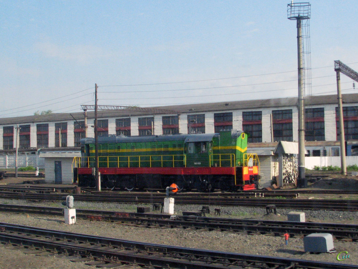 Казань. ЧМЭ3т-6326