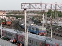 Казань. ЭР9Е-624