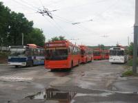 Нижний Новгород. ЗиУ-682Г-016.03 (ЗиУ-682Г0М) №1679, СНТ-2 №1580, ЗиУ-682В00 №1564