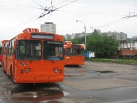 Нижний Новгород. ЗиУ-682В00 №1574, ЗиУ-682Г00 №1630