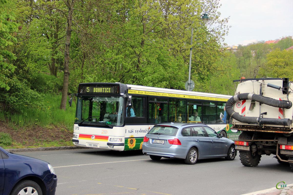 Карловы Вары. Irisbus Agora S/Citybus 12M 1K0 9894