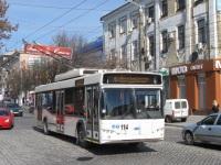 Кропивницкий. МАЗ-103Т №114