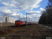Москва. ЭР2Т-7147