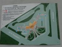 Схема автовокзала Восточный