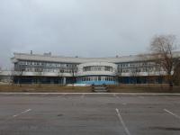 Автовокзал Восточный, вид со стороны площадки отстоя