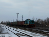 Тверь. ТГМ4-1614