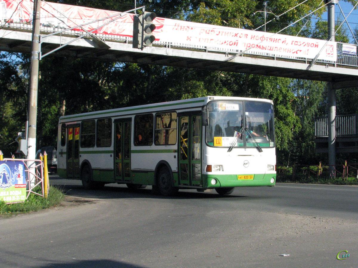 Кстово. ЛиАЗ-5256.36 ат820