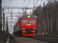 Санкт-Петербург. ЭТ2М-127