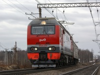 Санкт-Петербург. ЭП2К-219