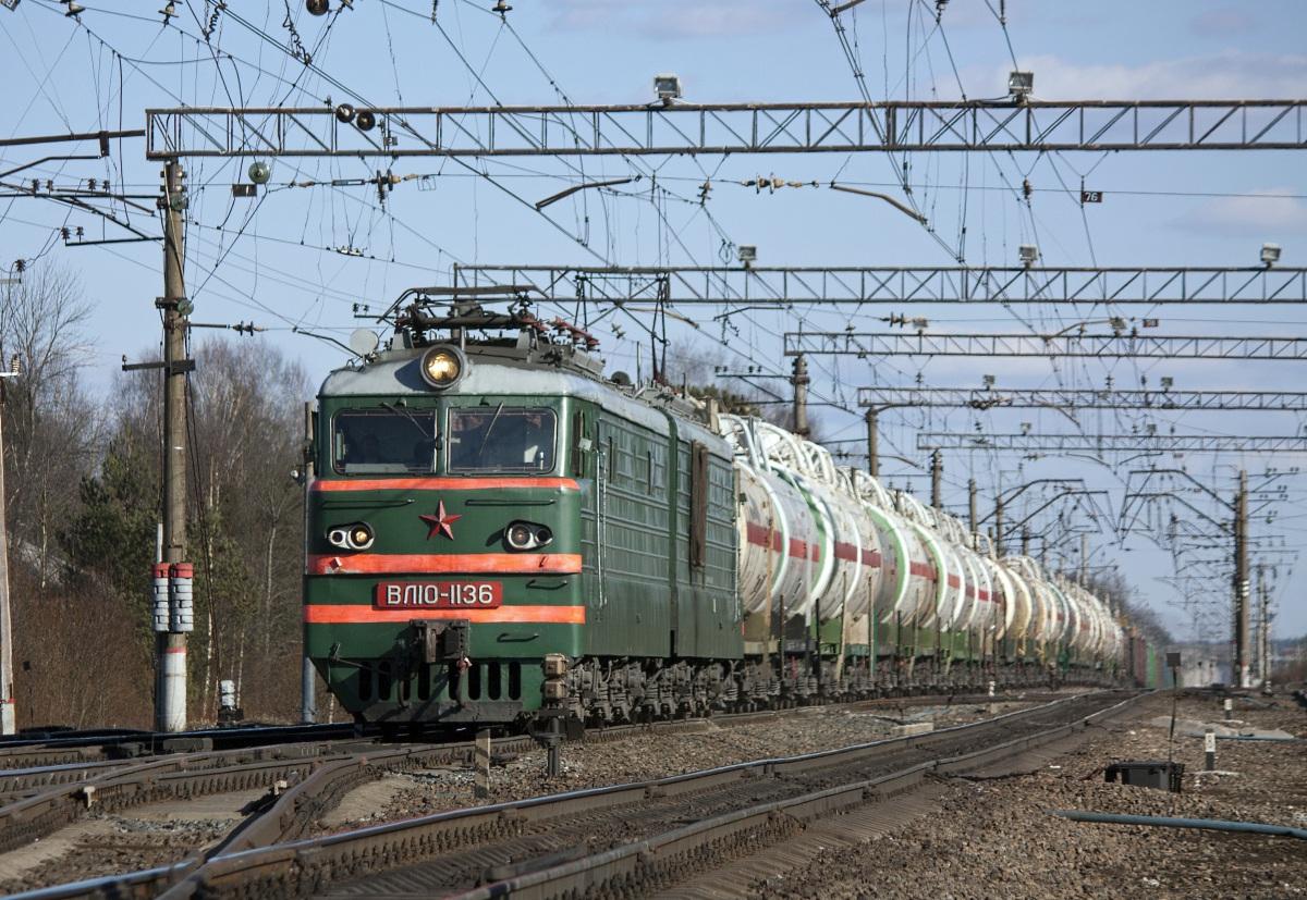Санкт-Петербург. ВЛ10-1136