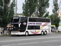 Липецк. Setra S328DT н034му
