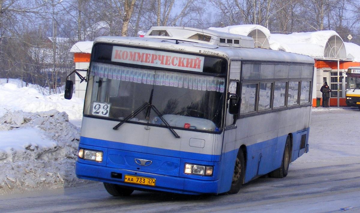 Хабаровск. Daewoo BS106 аа733