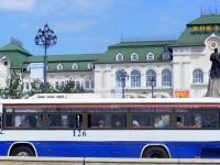 Хабаровск. Daewoo BS106 х827мт