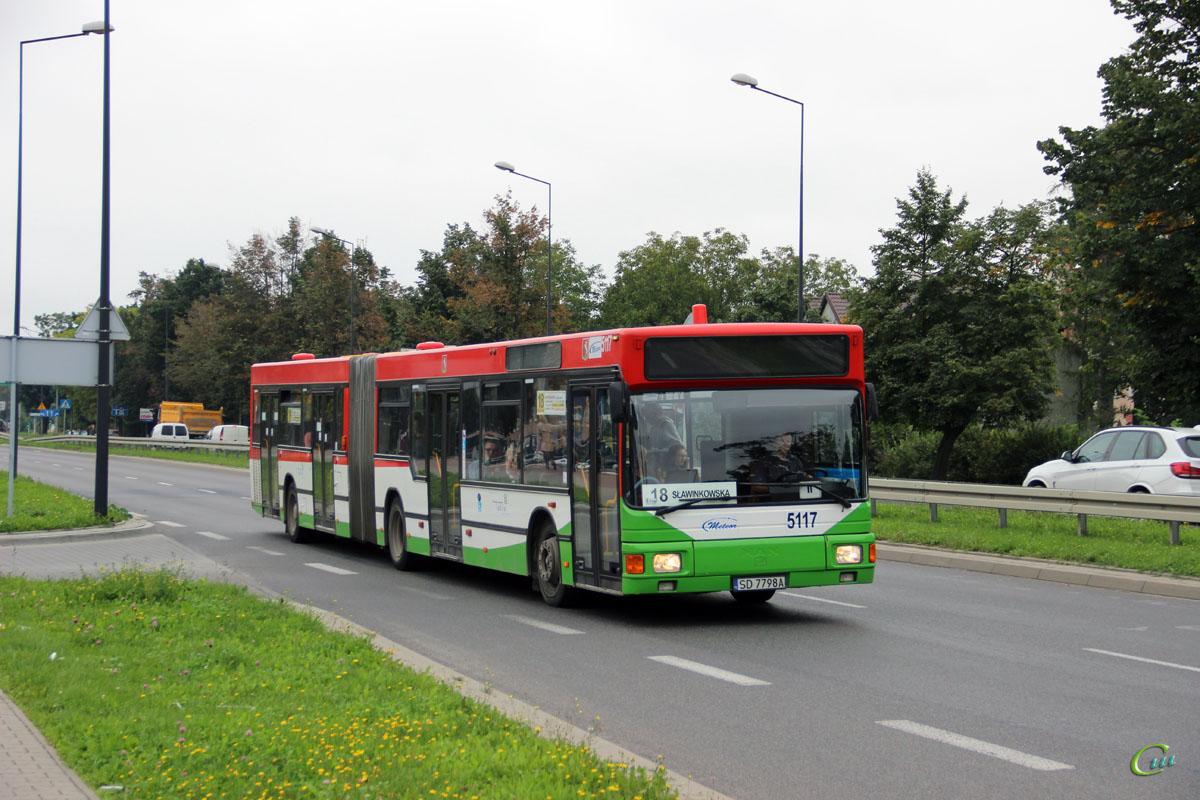 Люблин. MAN A11 NG312 SD 7798A