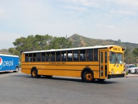 Лос-Анджелес. Gillig Phantom School Bus 6TLY498