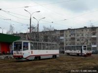 Тверь. 71-608КМ (КТМ-8М) №105, 71-608КМ (КТМ-8М) №103