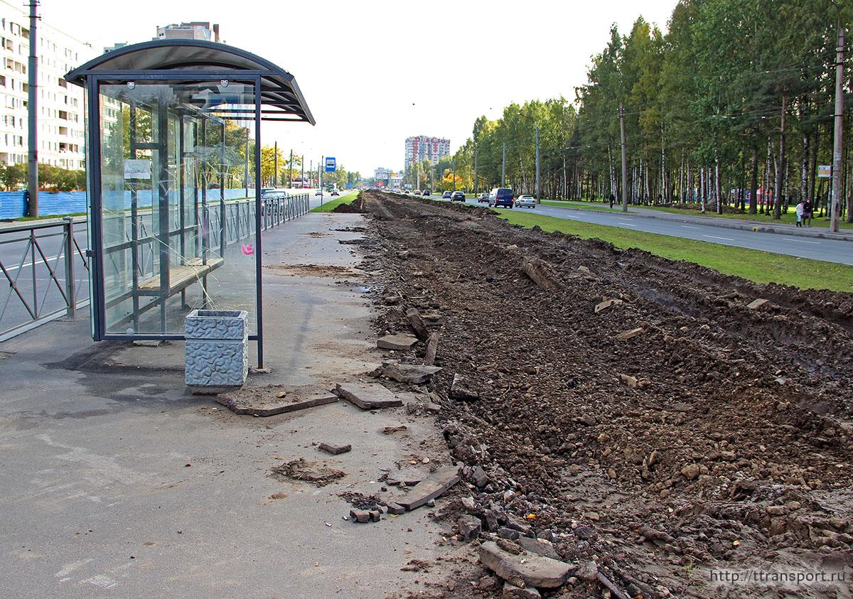 Санкт-Петербург. Тихорецкий проспект