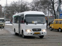 Таганрог. Hyundai County LWB ам741