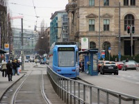 Мюнхен. Adtranz R3.3 №2203