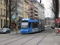 Мюнхен. Adtranz R3.3 №2219