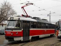Москва. Tatra T3 (МТТА-2) №2308