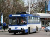 Херсон. ЮМЗ-Т2 №482