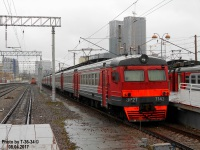 Москва. ЭР2Т-7143