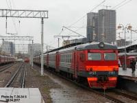 Москва. ЭР2Т-7153