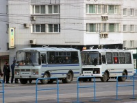 Пермь. ПАЗ-32053 е200кн, ПАЗ-32053 в933ме