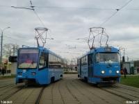 Москва. 71-619К (КТМ-19К) №5365, Tatra T3 (МТТА) №3347