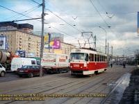 Москва. Tatra T3 (МТТМ) №3350